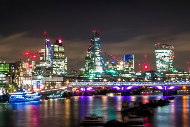 The Big London Night Walk: A Friday night out with a difference
