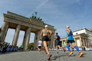 Be a part of the Berlin Marathon