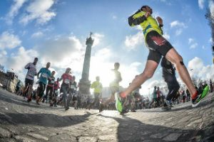 Run the Paris Half Marathon