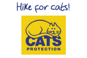 Cats Protection Scafell Pike Climb