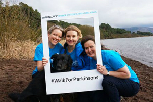 Walk for Parkinson's - Loch Leven