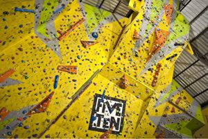 Organising a climbing competition