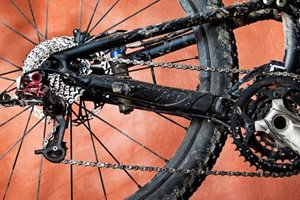 Mountain bike components- chain sets and bottom brackets