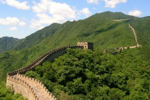 Rebuild the Great Wall