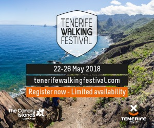 Tenerife Walking Festival 2018